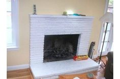 How to Make a Cardboard Christmas Fireplace (with Pictures)   eHow