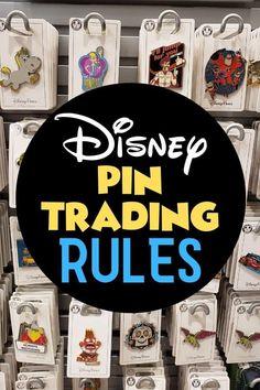 Disney Pin Trading Rules - Disney Insider Tips