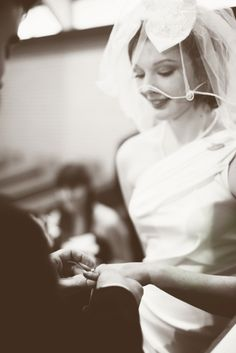 Retro wedding  |  bethany erin photography