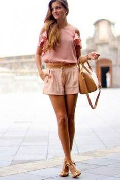 Street style odeća za vedre dane