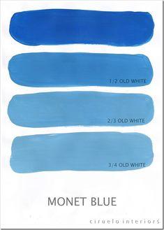 Annie Sloan Monet Blue