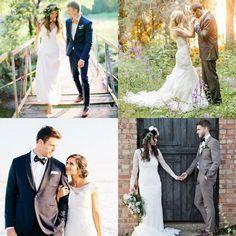 Позы для фотосессии свадебной пары