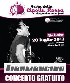Locandina 4 - Tiromancino