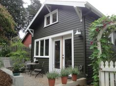 Check out this awesome listing on Airbnb: Sellwood Garden Studio - Houses for Rent in Portland