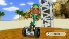 Segway rolls its way into Nintendo's Wii Fit Plus
