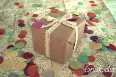 Gelukzalig Give away