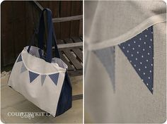 beach bag by countrykitty, via Flickr