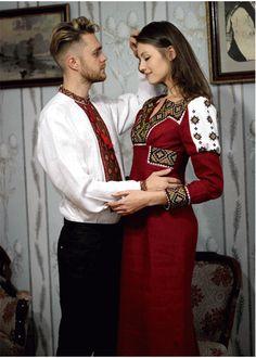 Весільний комплект з вишивкою СВ-16