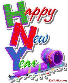 lets make some noise gif happy new year animation happy new year gif