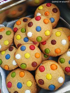 ¡Buenos días! ¿Empezamos con energía el desayuno? ¿O las preparamos para la merienda? Podemos hacerlo con unas galletas sencillísim...