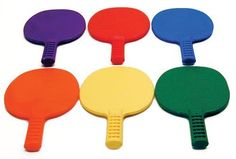 Set of Six Pick A Table Tennis Paddle... $39.99 #bestseller