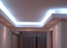 Iluminación, Iluminación techo, iluminación cenital, Luminarias, Lámparas fluorescentes, halógenos