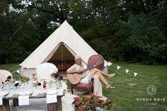 Location de tente mariage (Wedding Camping) pour héberger vos invités sur le lieu de réception de votre mariage, c'est possible, plus d'informations sur http://www.monweddingcamping.fr