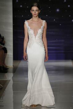 Reem Acra Spring 2016 | NY Bridal Week