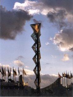 The Olympic Flame at Salt Lake Games - Salt Lake Winter Olympic Games 2002