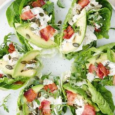 Mary Berry's Chicken, Avocado & Bacon Salad