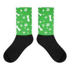 Dog Bones Fade-Free! Socks!