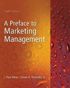 Marketing 12th edition a marketing business pdf book authored by name preface to marketing management author j paul peter edition 12 isbn fandeluxe Images