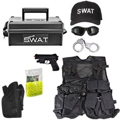 Kids-Army.com - Kids SWAT Airsoft Ammo Can Set, $65.99 (http://www.kids-army.com/kids-swat-airsoft-ammo-can-set/)