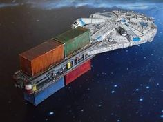 YT-1300 light freighter