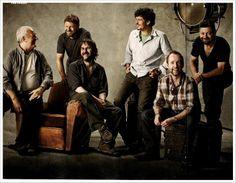 Bernard Hill, Sean Bean, Peter Jackson, Orlando Bloom, Billy Boyd, Andy Serkis.