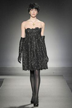 Christophe Josse - Haute Couture Fall Winter 2011/2012