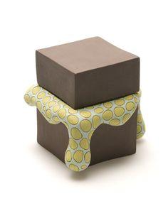 chiho aono: revisiting the blob Ceramic Boxes, Ceramic Clay, Ceramic Pottery, Pottery Art, Slab Boxes, Clay Box, Clay Studio, Japanese Pottery, Contemporary Ceramics