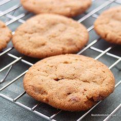 Gluten Free Peanut Butter Pretzel Cookies Recipe
