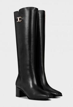 Сапоги Salvatore Ferragamo 01R491 220/0A2 Salvatore Ferragamo, Heeled Boots, Presents, Heels, Fashion, High Heel Boots, Gifts, Heel, Moda