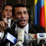 Capriles es el político latinoamericano más popular para la República de Colombia