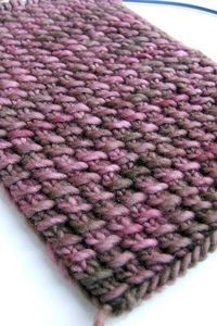 Easy scarf. Free pattern.