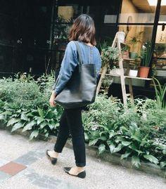 Gunita Genuine Vegan Leather Tote Bag by Vela Manila. Fair trade and slow fashion!