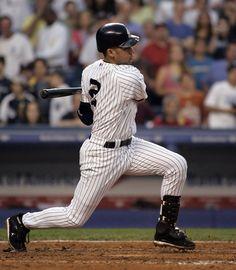 Derrick Jeter. MLB Baseball. Favorite Player