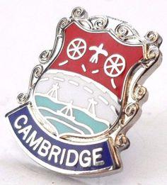 Cambridge-City-Cambridgeshire-County-Crest-Small-Pin-Badge