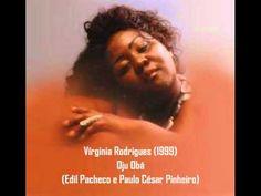 ▶ Oju Obá - Virgínia Rodrigues - YouTube