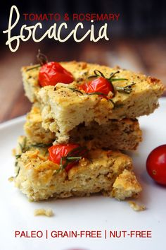 Paleo Italian Focaccia and Easy Figgy Olive Tapenade — Foraged Dish