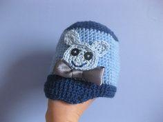 Cappellino da maschietto per l'inizio della primavera - Nostrofiglio.it