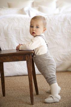 Knit knickerbockers!  So cute