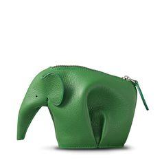Elephant purse