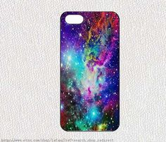 Fox Nebula ,iphone case iphone 4/4S case iphone 5 cover samsung gaxaly S3 S4 case,More styles for you choose on Etsy, $0.20