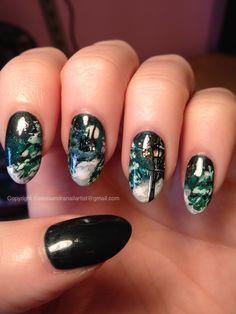 Narnia on my fingertips!