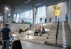 Galería de Campus Örebro: Casa Nova / Juul Frost Architects - 9