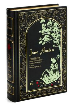 I will accept this instead of all of the other books. Collected Works of Jane Austen, #ModCloth