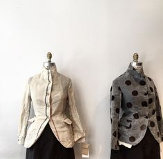 great fun! Fitted and costume-like but I would wear these. Look like riding outfits.