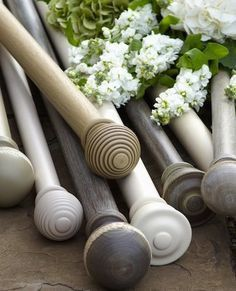 Byron Barnwood Curtain Pole Set Available At Www Homeenvyltd