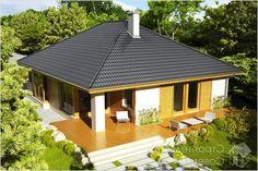 Фото... Вальмовая крыша