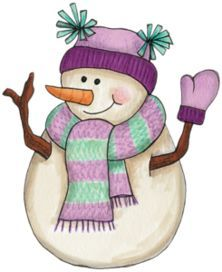 Snowman in lavender Christmas Rock, Purple Christmas, Christmas Snowman, Christmas Stockings, Christmas Crafts, Christmas Graphics, Christmas Clipart, Christmas Printables, Christmas Pictures