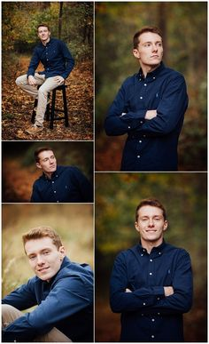 Leesylvania State Park was a great location for this young man's senior pictures. That blue shirt just makes his eyes pop! (scheduled via http://www.tailwindapp.com?utm_source=pinterest&utm_medium=twpin)