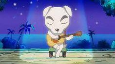 K.K Slider, Animal Crossing