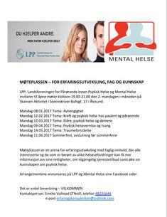 Møteplassen på Skansen Aktivitet i Ålesund - Nyheter - Ålesund - Lokallag - Møre og Romsdal - Fylkes- og lokallag - Forsiden - Mental Helse